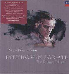 Daniel Barenboim - Beethoven For All
