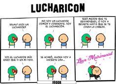 Lucharicon #Imagendeldia