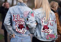 Où shopper les vestes en jean de la Fashion Week