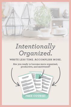 Use labels to organize your whole house! This post shares 5 types of labels that you can use to organize anything and everything! Click through to see how!