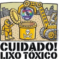 Por Dentro... em Rosa: O Globo faz ficção contra a Petrobras