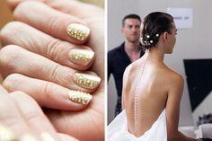 Chanel Spring 2012-Inspired Nails by ebmonson, via Flickr