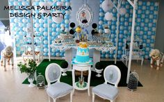 Prince Birthday Party Ideas | Photo 1 of 38 | Catch My Party