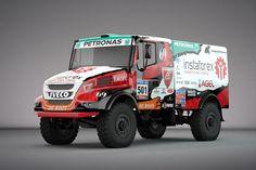 Ales Loprais Petronas Dakar Team de Rooy Iveco racexpress