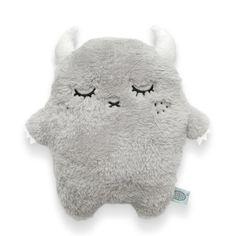 Noodoll Ricepuffy Plush Toy - Grey