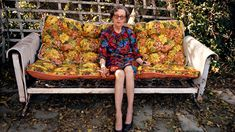 Loving this Old Lady Chic! William Eggleston Portraits - Exhibition at the National Portrait Gallery, London