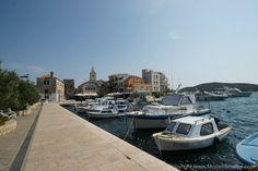 Pirovac, ein kleiner dorf zwischen Zadar und SIbenik