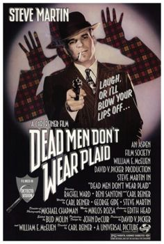 Directed by Carl Reiner. With Steve Martin, Rachel Ward, Alan Ladd, Carl Reiner. Film noir parody with a detective uncovering a sinister plot. Characters from real noirs appear as scenes from various films are intercut. Rachel Ward, Old Movies, Vintage Movies, Great Movies, Steve Martin Movies, Carl Reiner, Image Internet, Film Man, Por Tv