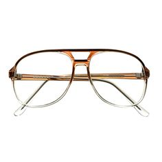 6270081a275c True Vintage Retro Style Clear Lens Aviator Eyeglasses Frames A1840  Trending Sunglasses