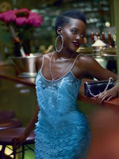 Lupita Nyong'o Vogue Cover October 2015