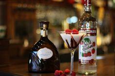 Stoli-WhiteChocolate Raspberry Martini