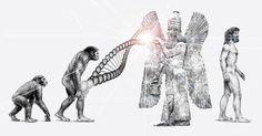 Genetische Manipulation erschuf den Menschen! Das Missing Link genannte fehlende Bindeglied der Menschheitsentwicklung ist gefunden. Aufzeichnungen auf sumerischen Tontafeln schildern klinische Ve…