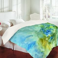 DENY Designs Home Accessories | Rosie Brown Under The Sea Duvet Cover