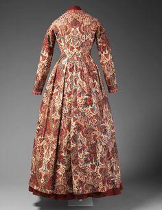 Robe. 1720-40. Netherlands. The Metropolitan Museum of Art. New York