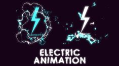 After Effects – Creating an Electric Animation Tutorial