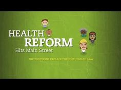 "Not sure what Health Care Reform really is: Here is a great ""MADE SIMPLE"" video on Health Care Reform"