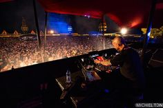 Chris Liebing at @Soendaofficial festival 2016. Today i go back withou my camera to enjoy the festival with my friends! #soenda #soendafestival #chrisliebing #festivalseason #festival #friends