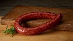 Bismarkian® Summmer Sausage Rings (1 Ring, 12 oz.) | New Braunfels Smokehouse