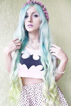 #bat #longhair