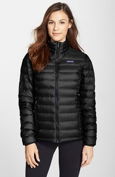 Patagonia Packable Down Sweater Jacket | Nordstrom