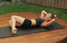 The Ultimate Pilates Ab Workout: Crunch Series