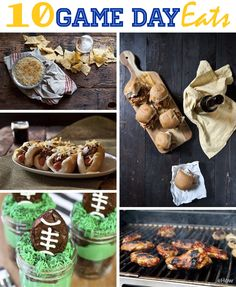 The best part about football games is the eats, right? From Super Bowl parties to college or NFL tailgates, these are the best recipes to serve up! http://www.ehow.com/how_12342956_delicious-game-day-eats-rival-game.html?utm_source=pinterest.com&utm_medium=referral&utm_content=curated&utm_campaign=fanpage