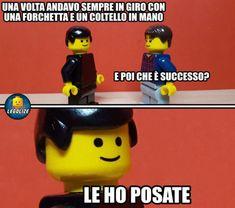 Ilruggitodelmandrillo - New Ideas Lego Banner, Lego Moc, Lego Technic, Pokemon Go, Marvel Avengers, Funny Photos, Cute Pictures, Lego Memes, Superman