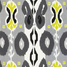 espanola way - charcoal fabric | Designers Guild Unlimited
