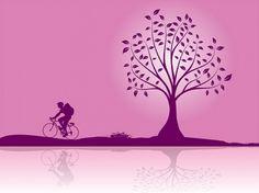 VIVER É COMO ANDAR DE BICICLETA  Um estadista americano disse que viver é como andar de bicicleta: só cai quem pára de pedalar.  Se você parar de pedalar você cai. Se você parar de orar, você se enfraquece. Se você parar de ler a Bíblia você perda a direção. Se você parar de jejuar você perde o poder. Se você parar de frequentar a igreja você perde a alegria da comunhão.  É preciso continuar pedalando. É preciso continuar com os olhos fitos em Jesus, o autor e consumador da nossa fé!