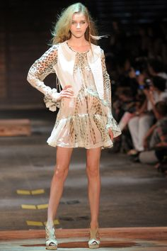 Just Cavalli Woman S/S 2012 @Modaonline