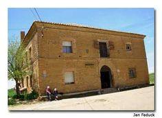 """A Camino albergue houses """"pilgrims"""" during their walk."""