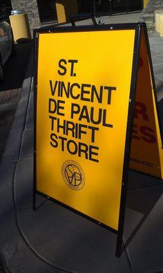 Thrifting in Arizona: St. Vincent de Paul Thrift - Chandler AZ