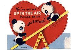 vintage valentines day - Google Search
