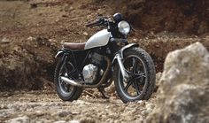 Suzuki GN250 Cafe racer project by MoCM