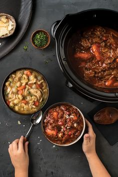 No prep. No work. No worries. Introducing: Crock-Pot® Slow Cooker Meals, an Omaha Steaks Exclusive! All new freezer-to-slow cooker meal kits with Omaha Steaks premium ingredients. (Plus: Buy 5 meal kits and get a FREE Crock-Pot® slow cooker or FREE Shipping.)