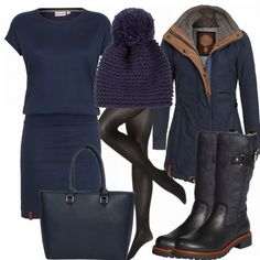 Winter-Outfits: Soblue bei FrauenOutfits.de