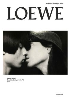 Loewe Fall/Winter 2015 Campaign