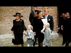 Herdenking Prins Friso in de Oude Kerk in Delft - YouTube