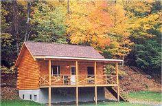 # Cabin 10 - Fisherman's Dream by Harman's Luxury Log Cabins, via Flickr