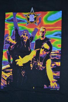 Zooropa 20th Anniversary - I still have this t-shirt! Completely worn out from wearing it ALL the time when I was 14.