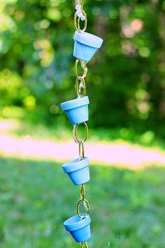 Dishfunctional Designs: Creative And Beautiful DIY Rain Chains