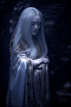 Zhou Xun as Xiaowei - Painted Skin
