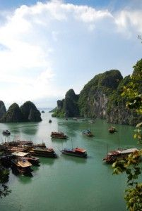 Ha Long Bay, Vietnam #TEFL