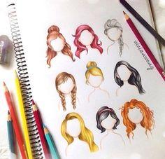 Cheveux disney