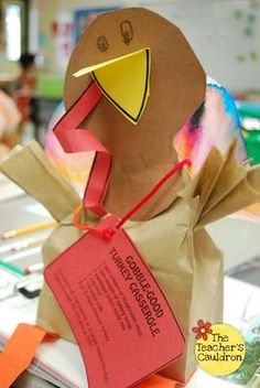 Turkey Bags with a COLORFUL twist!!