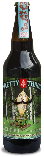 Jack D'Or by Pretty Things Beer & Ale Project