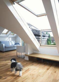 fen tres en chien assis avec une lucarne pos e id es travaux pinterest. Black Bedroom Furniture Sets. Home Design Ideas