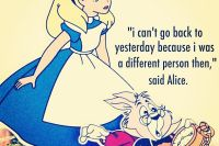 The Stories We Grow Up With & the Messages Within - Alice in Wonderland Blog Love, Alice In Wonderland, Monochrome, Growing Up, Disney Characters, Fictional Characters, Messages, Black And White, Black White