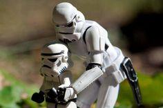 Father and son. Album, Father And Son, Lego Star Wars, Legos, Starwars, Deadpool, Superhero, Humor, Cool Stuff