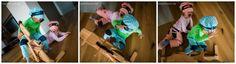 Beste Freundinnen und das Nähen mit Satin - Nähfrosch Zwei beste Freundinnen im Partnerlook zum Valentistag gibt es heute im Blog! Mit den Hosen und Hüten aus robustem Satin im Loveboat Design von Cherry Picking bei Swafing Stoffe kann man hervorragend toben und theatralisch vom Schaukelpferd plumsen. 😝 Zum Nähen mit dem Satin verliere ich auch noch ein paar Worte drüben im Blog! (Hut Schnittmuster: farbenmix)